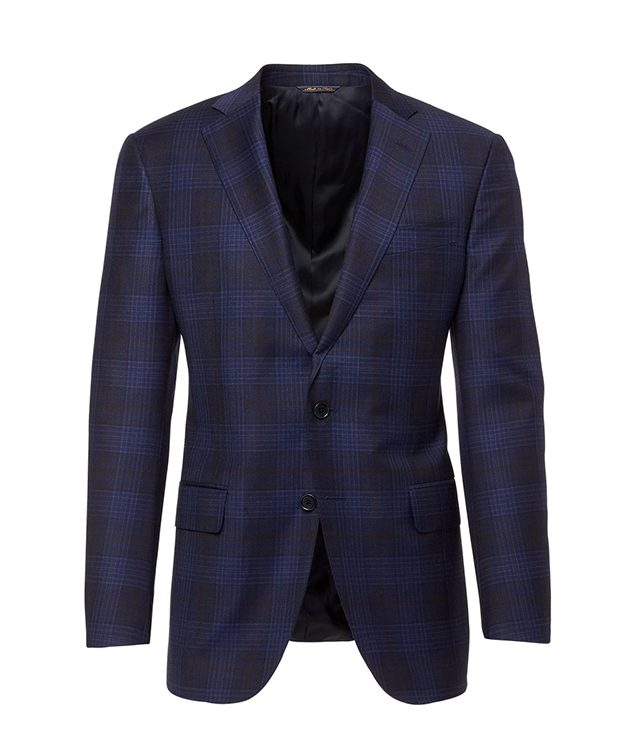 6_Navy-Windowpane-Jacket_FRONT